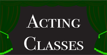 Acting Class Curtain small