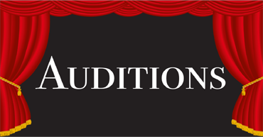 Audition Curtain small